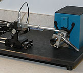 RTF quality technicians use advanced quality instruments, including the  Surtronic 25 roughness checker.